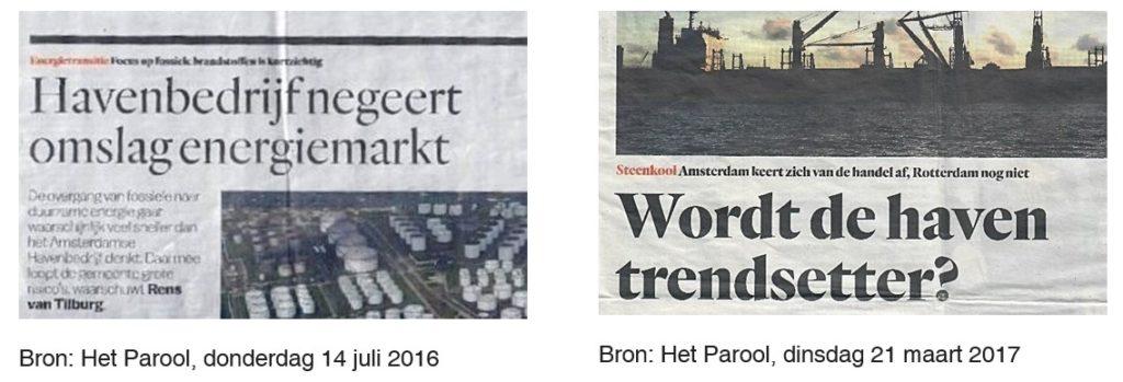 Reputatieonderzoek Havenbedrijf Amsterdam zorgt voor goede reputatie